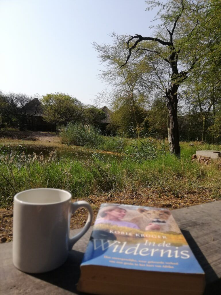 Coffee Book in Gardens 2