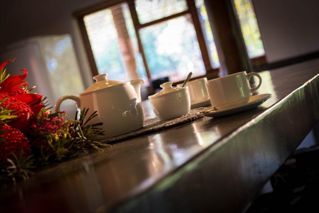 Luxury Villa Morning Tea 2