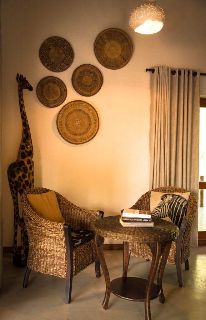Luxury Villa Seating area scaled